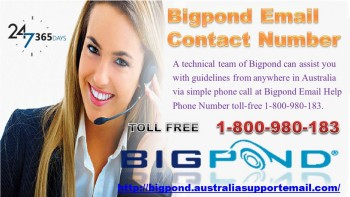 Bigpond Contact Number 1-800-980-183