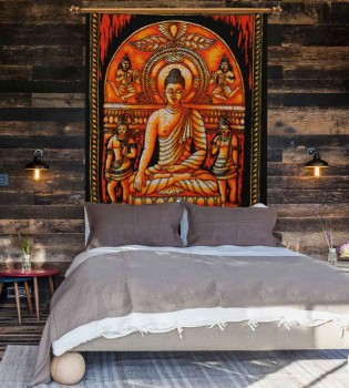 Spiritual Wall Hanging Tapestry Online f