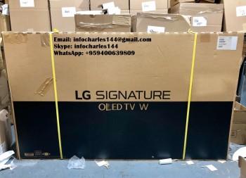 LG SIGNATURE OLED77W7P 77
