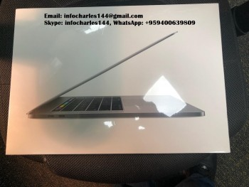 APPLE MACBOOK PRO WITH TOUCH BAR/RETINA