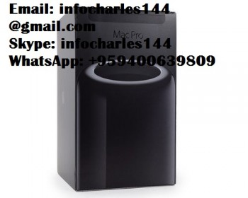 APPLE MAC PRO 6-CORE AND DUAL
