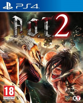 ATTACK ON TITAN 2 WINGS OF FREEDOM