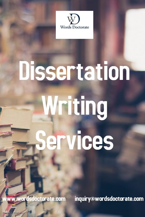 Dissertation Wri ...