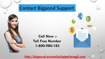 For Accurate Bigpond Support Solution Contact 1-800-980-183