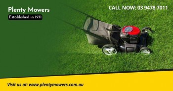 Best Lawn Mowers Melbourne – Lawn Mower