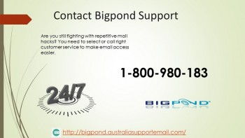 Prevent Unwanted Issues| Contact Bigpond Support 1-800-980-183