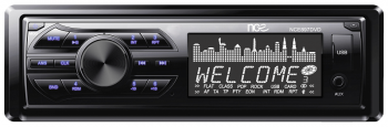 NCE DVD/CD Player with Bluetooth (NCE897