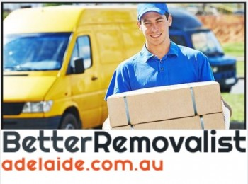 Better Removalists Adelaide