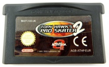 Tony Hawks Pro Skater 2 Game Boy Advance