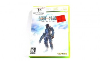 X-Box 360 Game Lost Planet