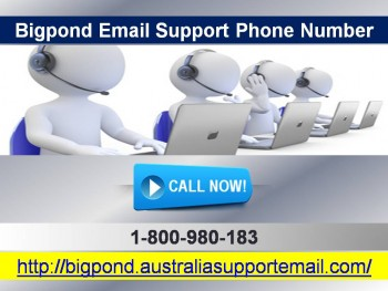 Bigpond Email Support Phone Number | 1-800-980-183| Take Technical Support