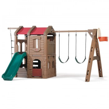 Kids Outdoor Swing Sets For Toddlers!