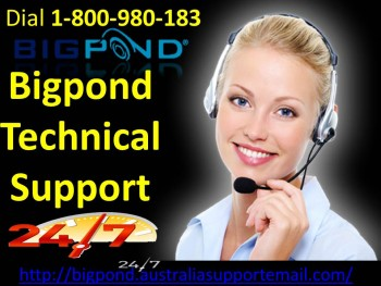 Bigpond Technical Support 1-800-980-183