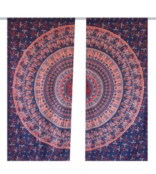 Elite Range of Mandala Curtains Online