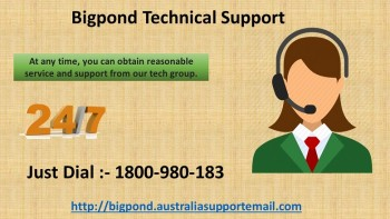 Get Technical Support 1-800-980-183 If Forgotten Bigpond Password