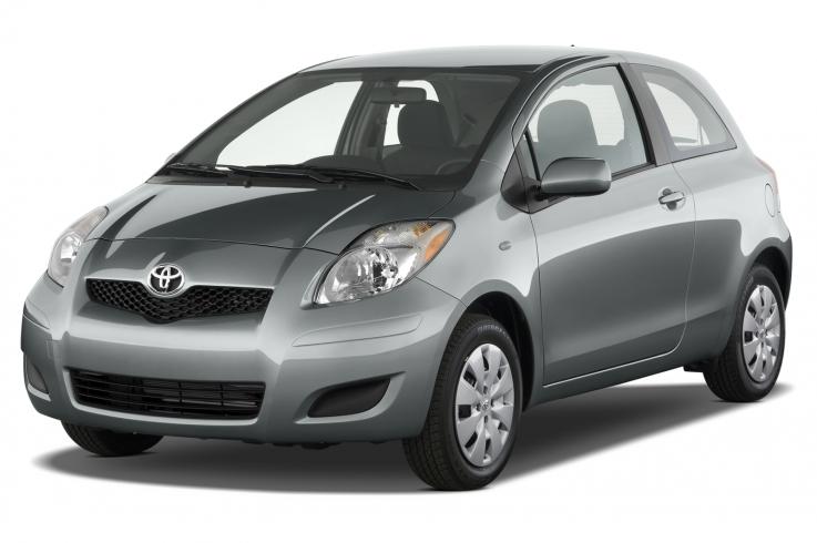 Get Toyota Yaris ...
