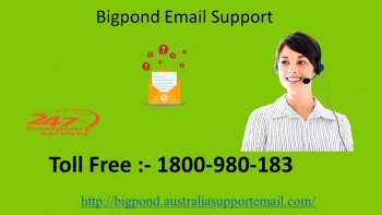 Technical Support 1-800-980-183 To Regain Deleted Bigpond Email