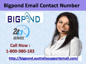 Number 1-800-980-183|Contact Bigpond Support Team To Solve Email Issues