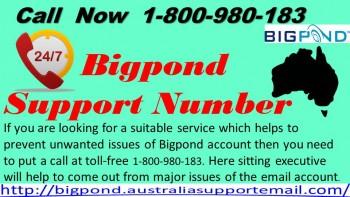 Send Emails Without Error| Bigpond Support Number1-800-980-183