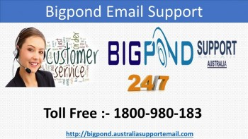 Sort Out Major Issues Of Bigpond |Email Support 1-800-980-183