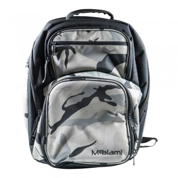 Mealami Unisex Meal Prep Camo Backpack a