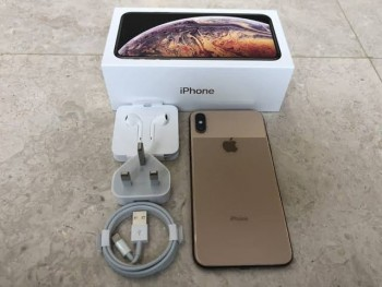 iPhone XS Max Gold Unlocked