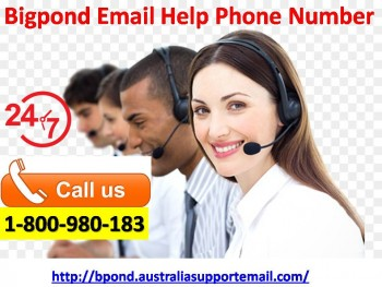 Get Easily Support Using Bigpond Email Help phone number 1-800-980-183