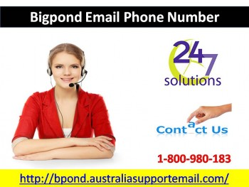 Optimize Email Settings With | Bigpond Email Phone Number | 1-800-980-183