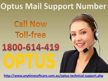 Optus Mail Support Number 1-800-614-419|Fail To Login
