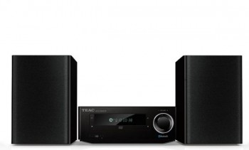 DVD Micro System with Wireless Audio Str