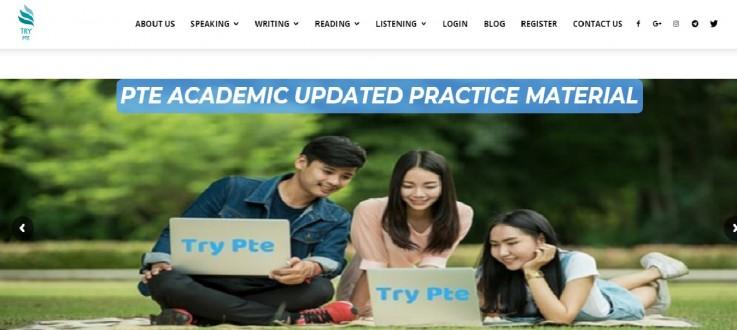 PTE Academic Onl ...