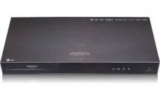 LG UP970 4K Ultra HD Blu-Ray Player - Fa