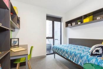 Urbanest Melbourne Central Student Accom
