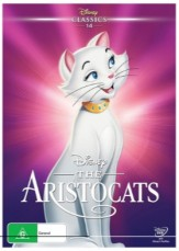 The Aristocats - DVD