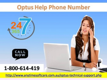 Optus Help Phone Number 1-800-614-419 | Solve Out Login And Password Issues