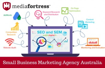 Small Business Marketing Agency AU