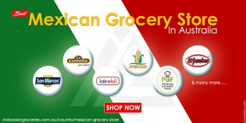 Mexican Grocery Store Online Australia
