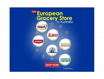 European Grocery Store Online Australia