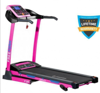 TREADMILL FREEFORM F20 - PINK