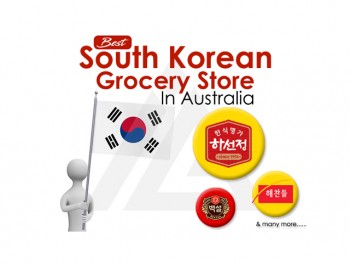 South Korean Grocery Store Online Austra