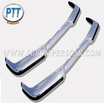 Volvo P1800 S/E Bumper 1963- 1973 in Stainless Steel
