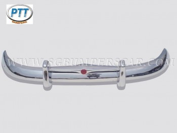 Volvo PV 444 Bumper 1947 -1958 in Stainless steel