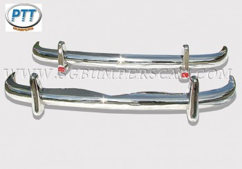 Mercedes 219/220SE Bumper 1954 -1960 in Stainless Steel