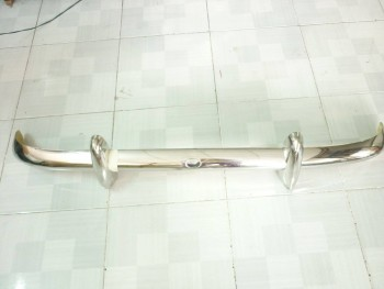 Renault Dauphine Bumper 1956 -1967 in stainess steel