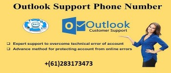 Outlook Technical Support Australia