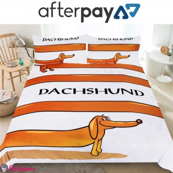 Bed Sheet - Cartoon Pet Dog