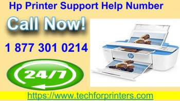 HP Printer Support HelpNumber 8773010214