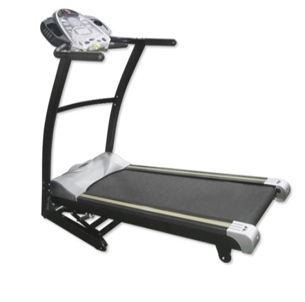 Electric Treadmill with Adjustable Speed