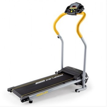 X-Strider Electric Treadmill - Black/Sil