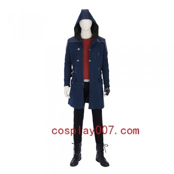 Devil May Cry 5 DMC Nero coat man jacket